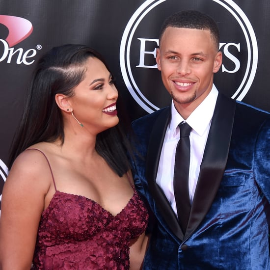 Stephen Curry Quote About Marriage With Ayesha March 2018