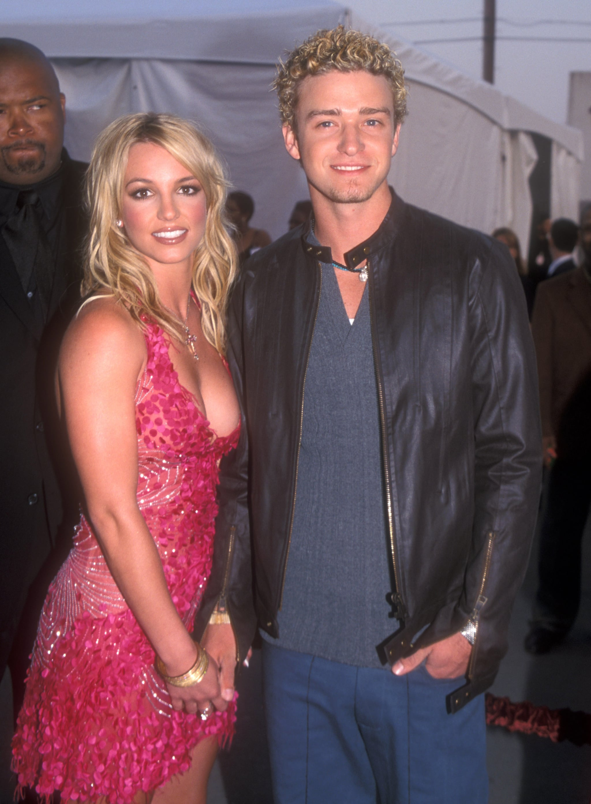 Britney Spears And Justin Timberlake 10 Celebrity Couples Who Found Love On The Disney Channel Even If It Didn T Last Popsugar Celebrity Photo 2