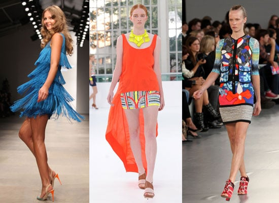 Pictures of London Spring Summer 2012 Fashion Week Shows, Including sass & bide, Erdem, Giles, Christopher Kane and more!