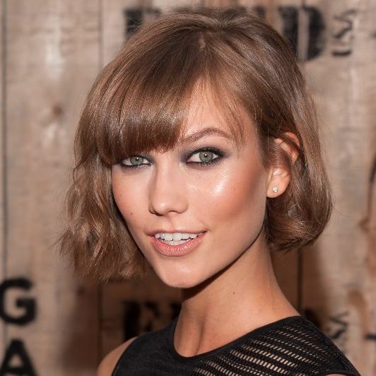 Karlie Kloss Smoky Eye Shadow | Pictures