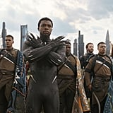 Black Panther, aka King T'Challa