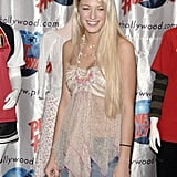 We'd love to see Blake bring back the babydoll tube top trend.