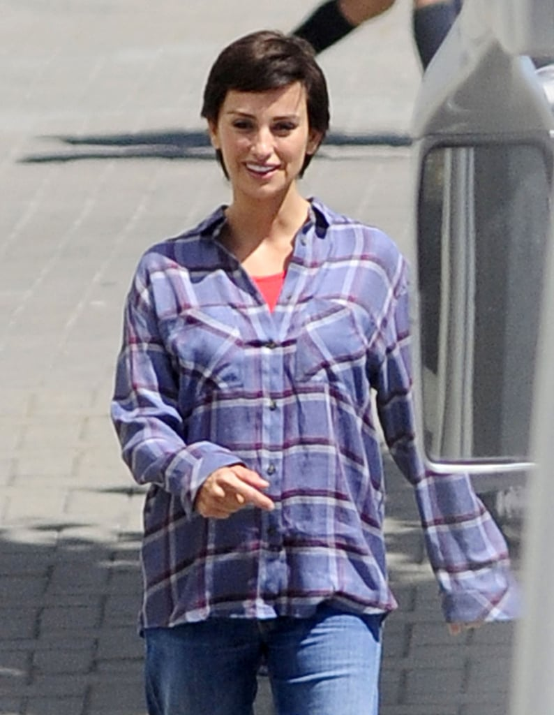 You've Really Never Seen Penélope Cruz Like This Before