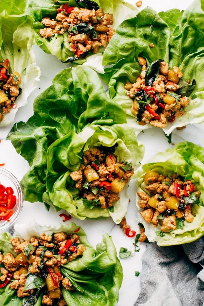 Best Low Carb Chicken Lettuce Wrap Recipes