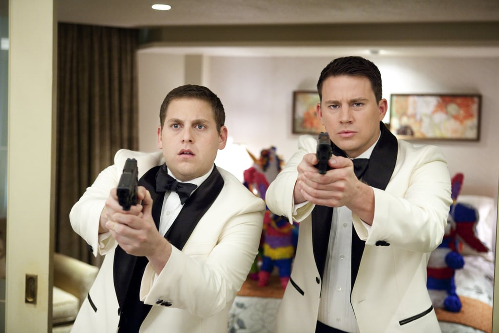 Jonah Hill and Channing Tatum
