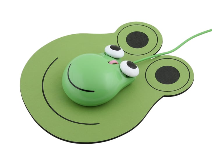 Go Green With The USB Frog Mouse