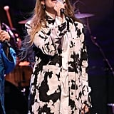 Maggie Rogers Performing at the Apollo Theater on May 9, 2019