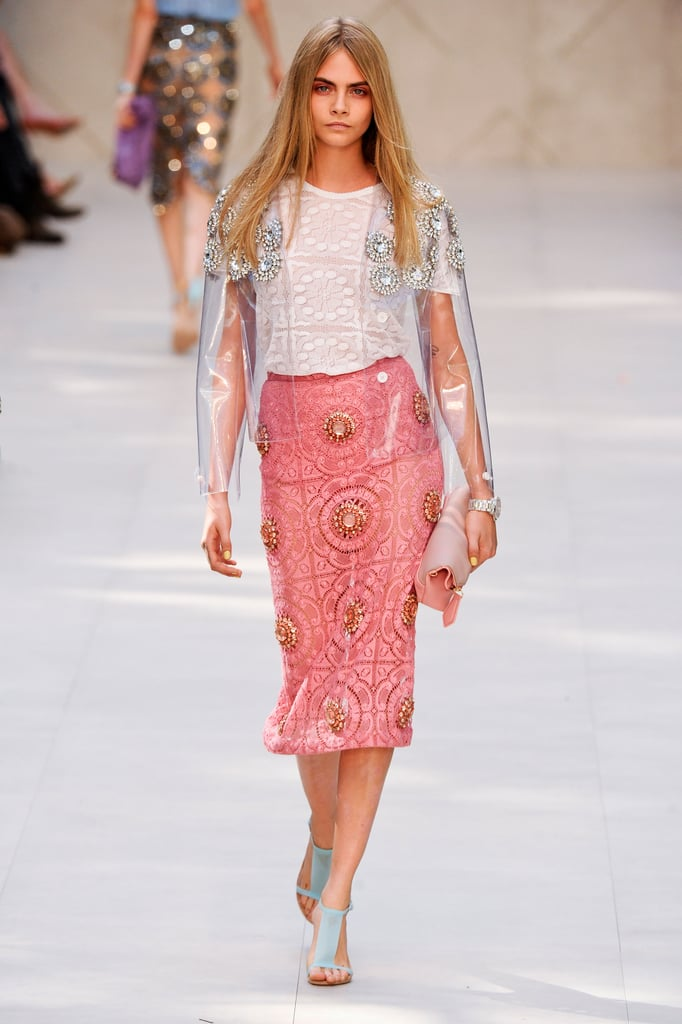 08e2d876c638 Burberry Prorsum Spring 2014 | Best Runway Looks From Fashion Week ...