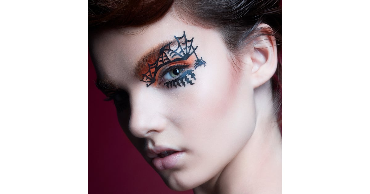 Halloween Makeup, Nail Art, and Eyelashes | Spooky Beauty ...