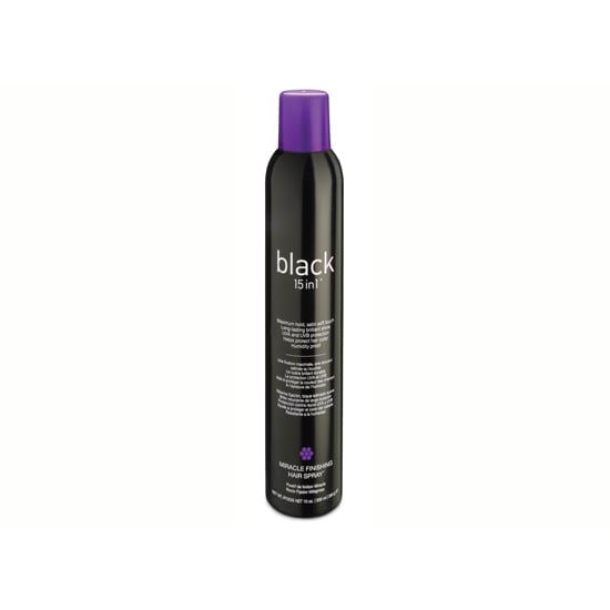 Black 15in1 Hair Spray Review