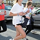 Natalia Vodianova Runs From Fundraiser to Catwalk in One Day
