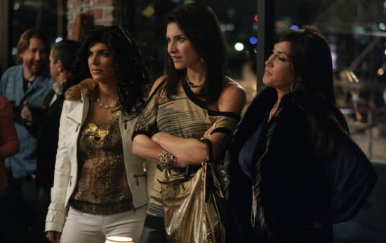 Video Clip of the Real Housewives of New Jersey on NBC Hospital Drama Mercy