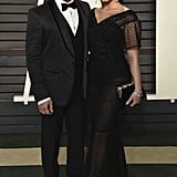 When Demi Lovato and Wilmer Valderrama Were the Chicest Couple at the Vanity Fair Oscars Party