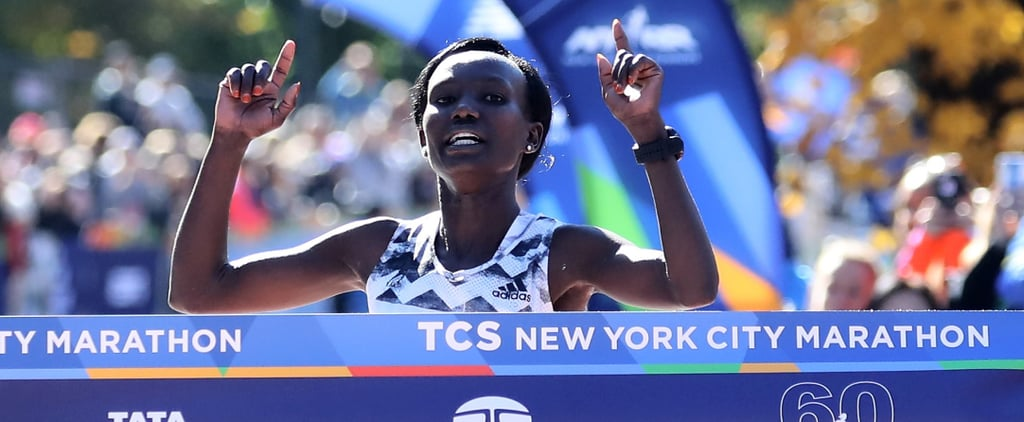 Winner of 2018 New York Marathon