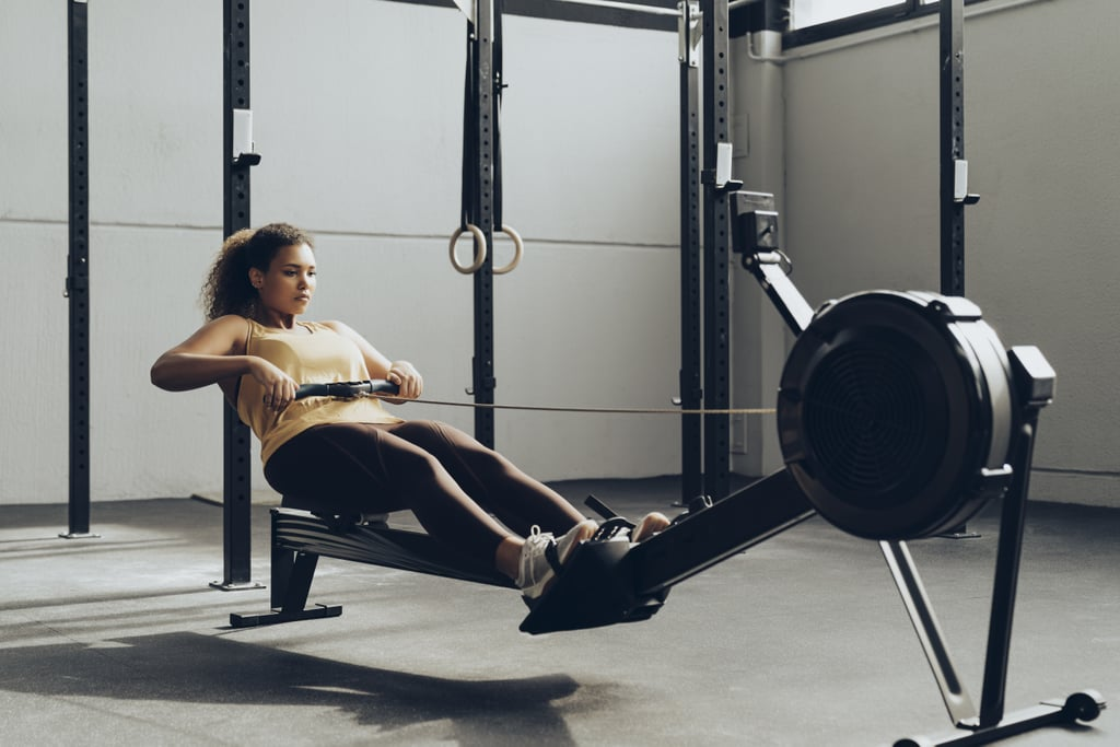 Best Rowing-Machine Workouts