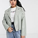 ASOS Design Ultimate Faux Leather Biker Jacket