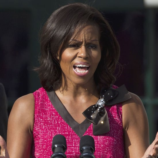 Michelle Obama Style In Target Dress
