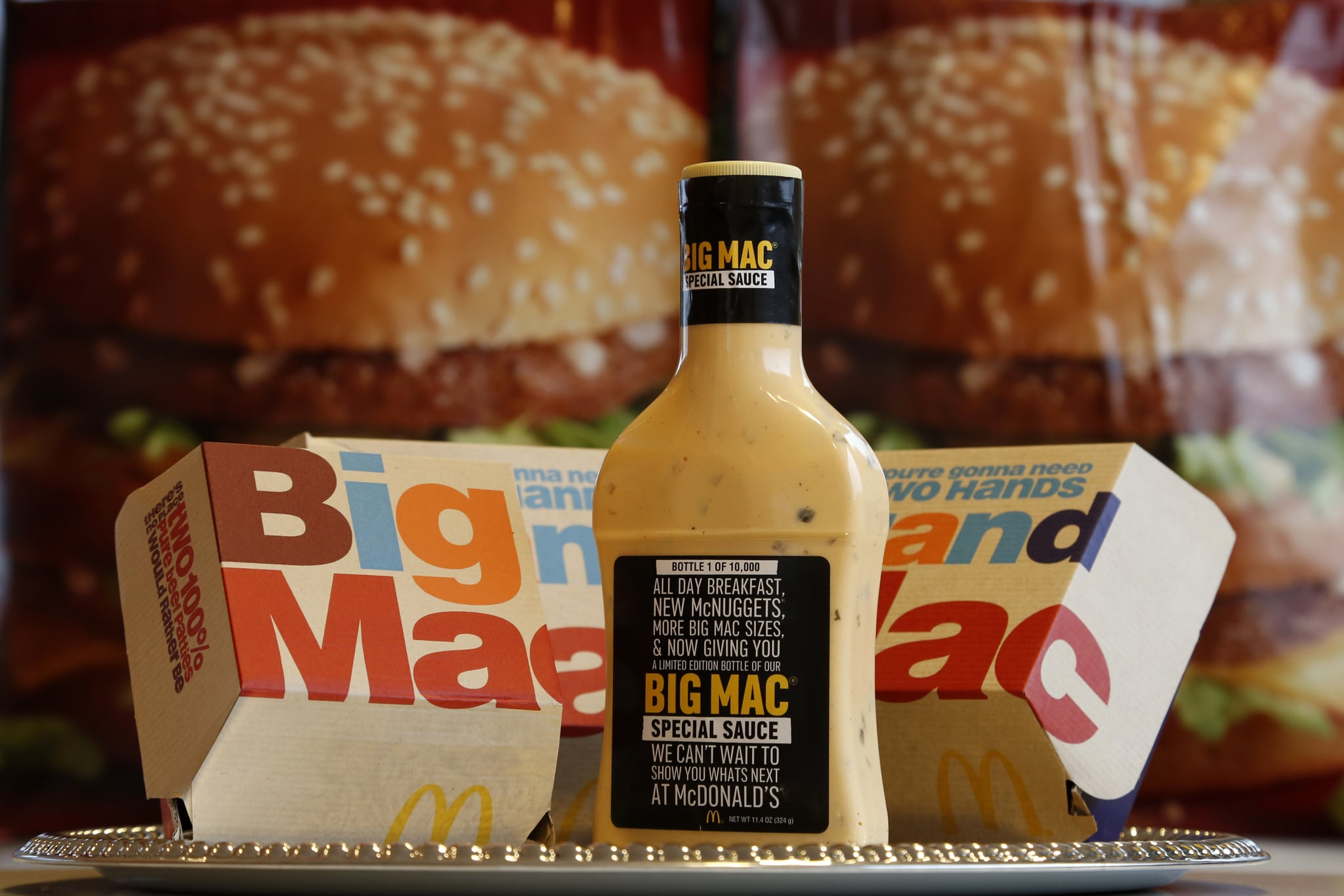 Where to Get McDonald's Bottled Big Mac Sauce | POPSUGAR Food