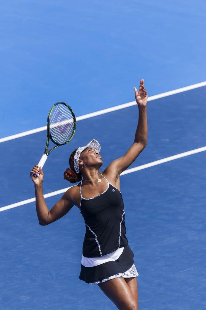Venus Williams, American Tennis Champion