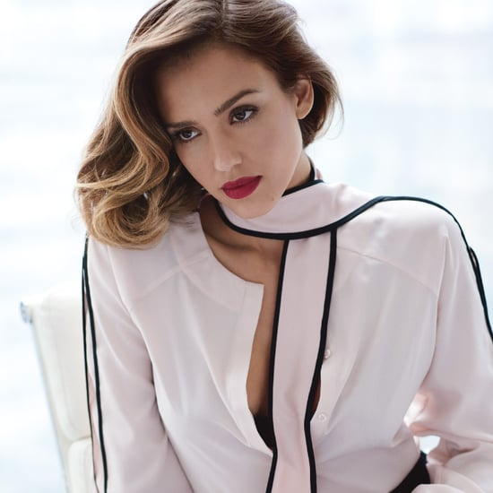 Jessica Alba Done With Acting Allure September Cover