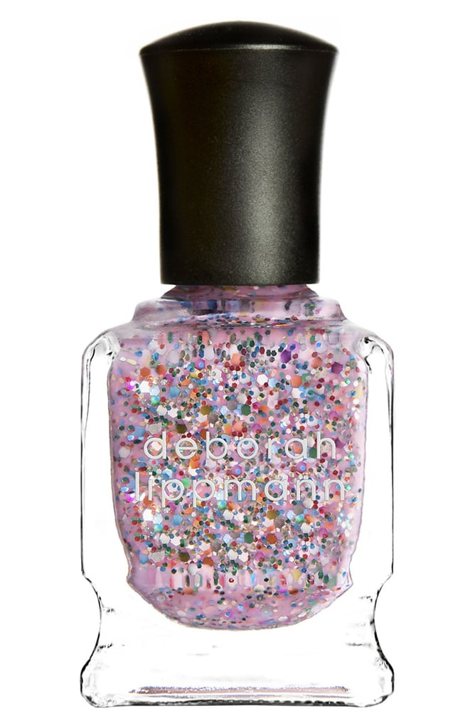 Deborah Lippmann Glitter Nail Color in Candy Shop