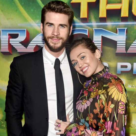 Miley Cyrus Posts About Liam Hemsworth's Birthday 2018