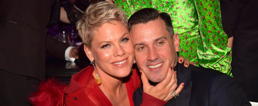 Carey Hart's Letter For Pink Instagram Photo 2019
