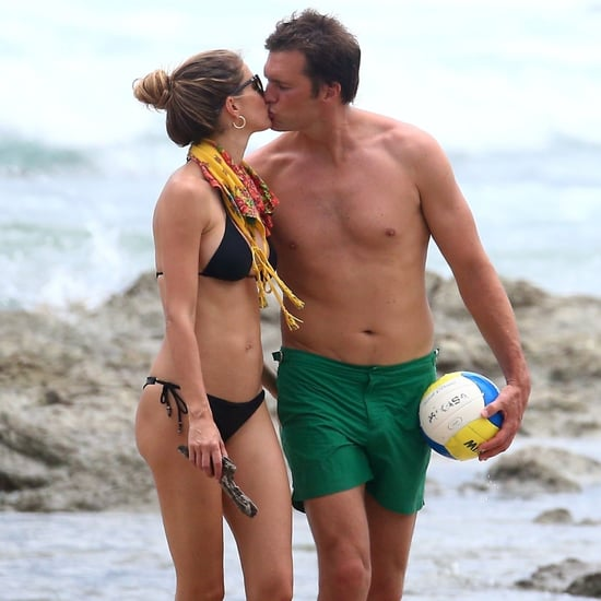 Tom Brady and Gisele Bündchen Costa Rica Pictures July 2018