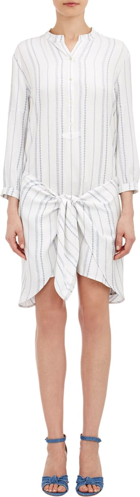 Ulla Johnson Corsica Shift Dress-White ($485)