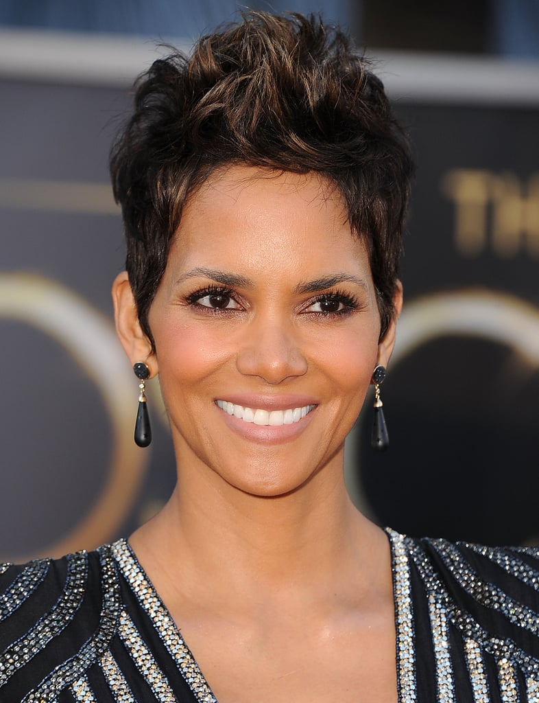 Halle Berry's Makeup