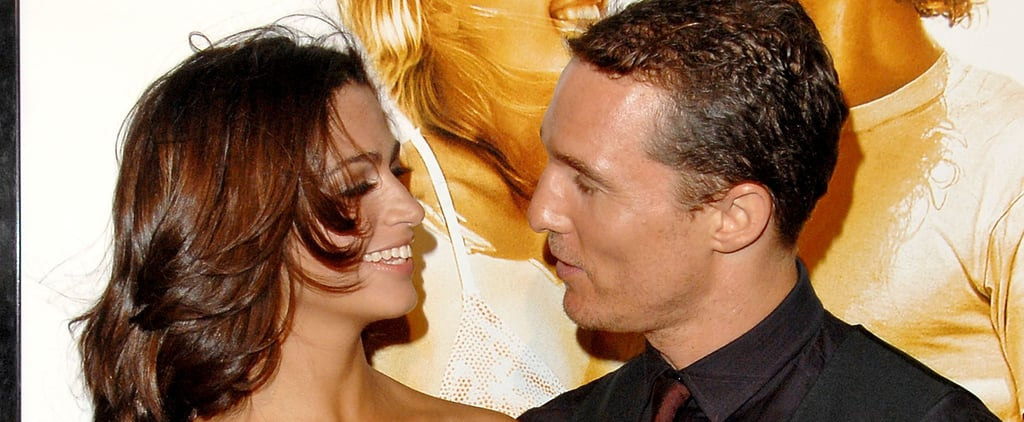 Matthew McConaughey Reveals the Magical Moment He Knew Camila Alves Was the One