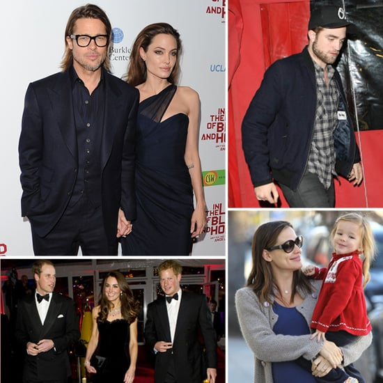 The Hottest December Headlines — Angelina's Directorial Debut, a Royal Black-Tie Affair, and More!