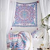 Lilly Pulitzer Tassel Tapestry