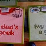 Geeky Onesies