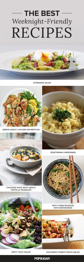 Fast Dinner Ideas