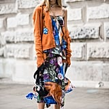 Max Out Fun Florals With a Fun Co-Ordinating Cardigan.