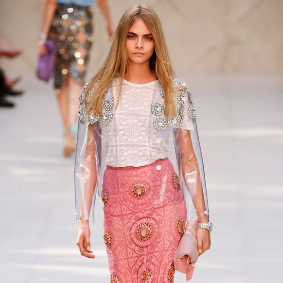 Burberry Prorsum Spring 2014 Runway | London Fashion Week