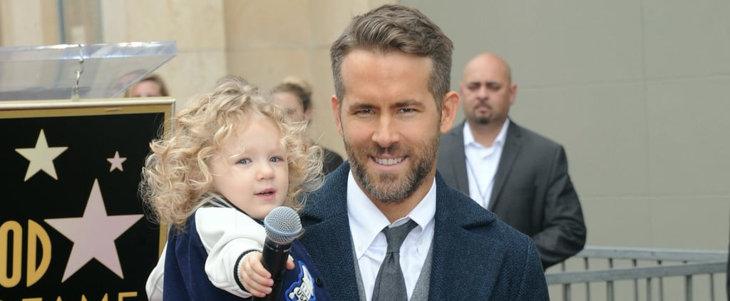 Ryan Reynolds Comments on Flying With Kids