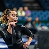 Katelyn Ohashi Aurora Games 2019
