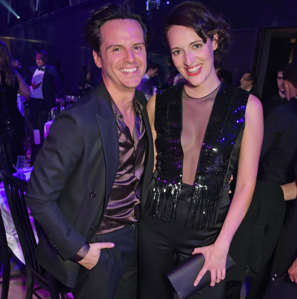 Phoebe Waller-Bridge and Andrew Scott Surprise Fleabag Fans
