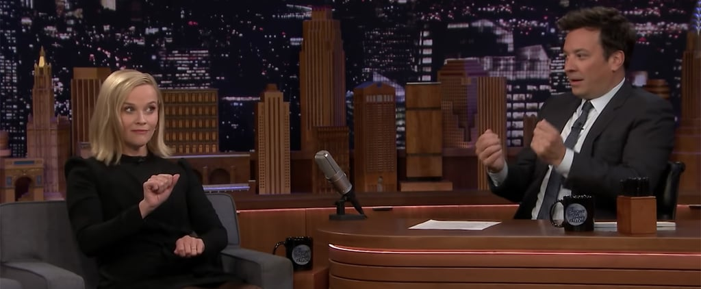 Reese Witherspoon Shares Her TikTok Skills With Jimmy Fallon