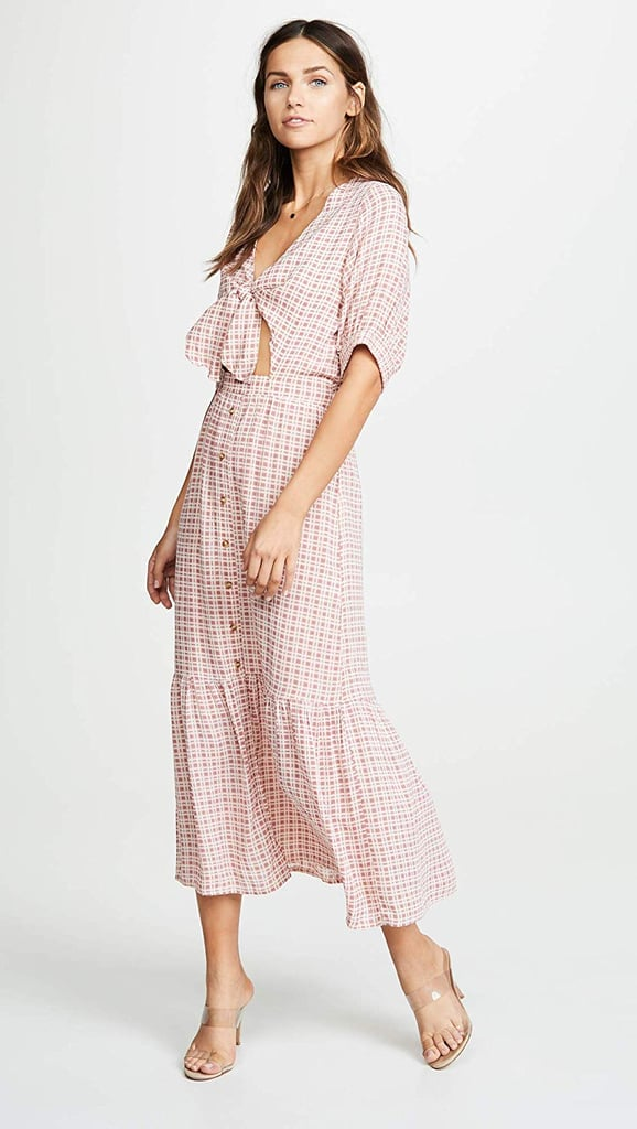 Faithfull the Brand Maple Midi Dress
