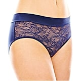 Maidenform Smooth Luxe Comfort Lace Hipster Panties ($12)