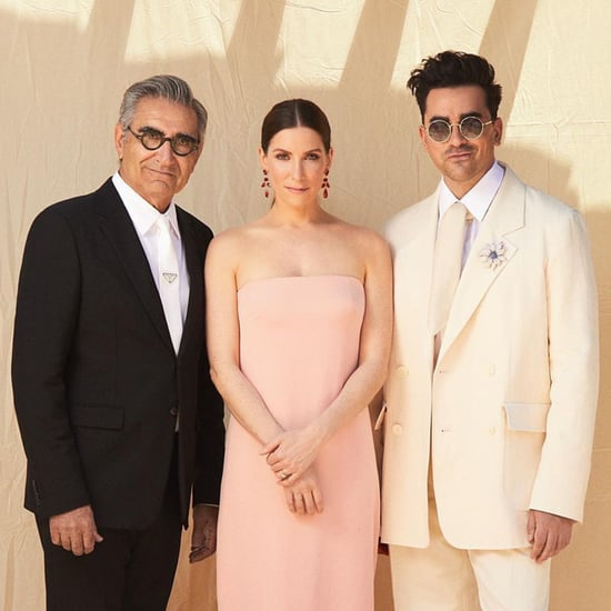 The Schitt's Creek Cast's Best Award Season Fashion Moments