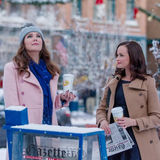 Gilmore Girls: A Year in the Life Reactions