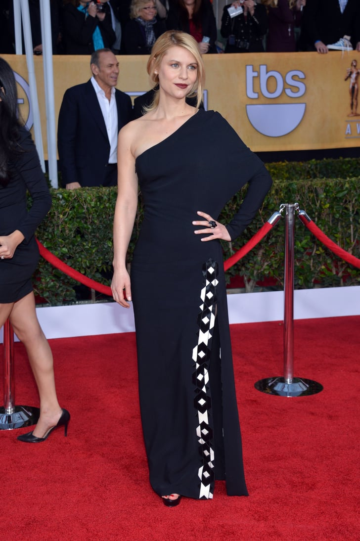 Moody Claire: We Love That Claire Surprised Us At The 2013 SAG Awards