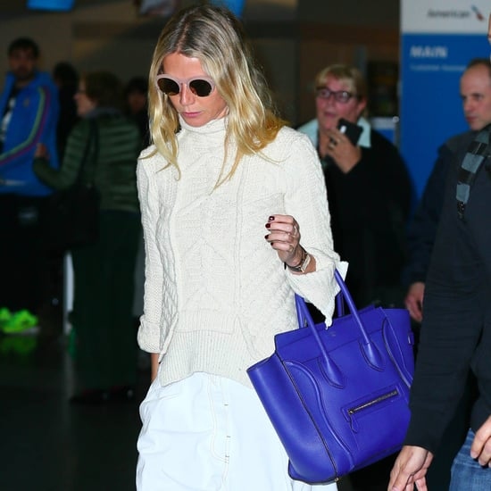 Gwyneth Paltrow Carrying a Celine Bag