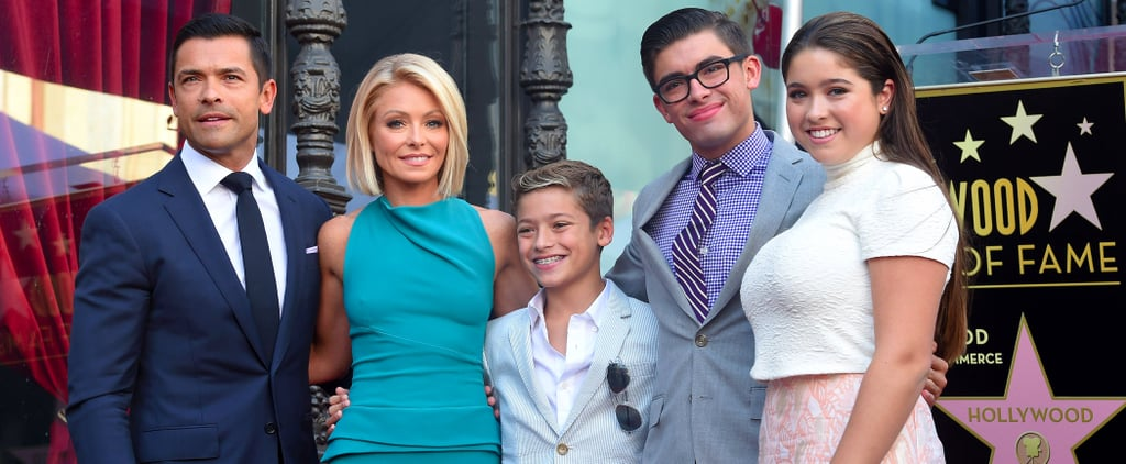 33 Photos of Kelly Ripa and Mark Consuelos's Family That Will Replace Your Morning Coffee
