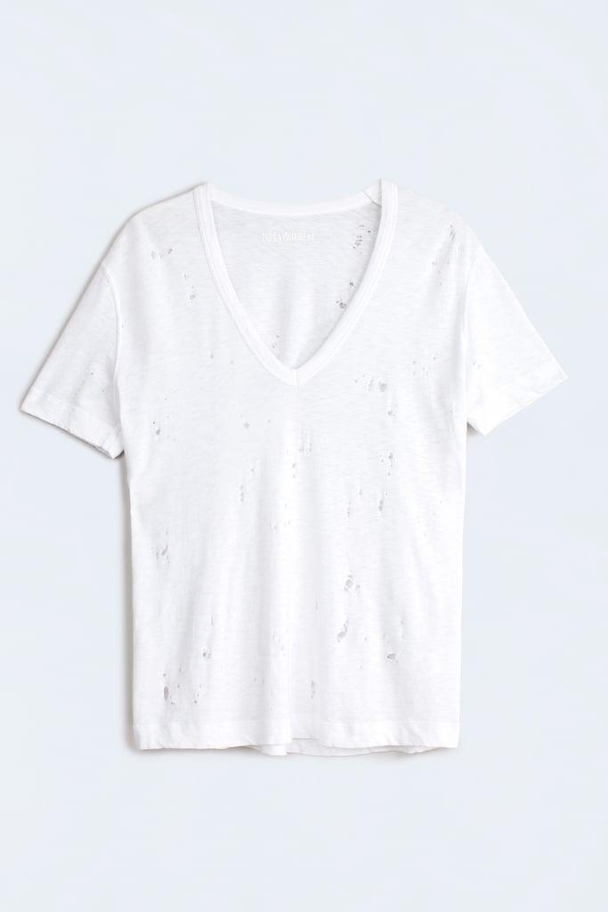 Zadig & Voltaire Wassa Holes T-Shirt ($95)