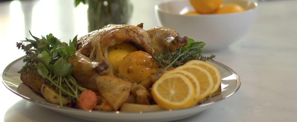 Engagement Chicken Recipe   Video